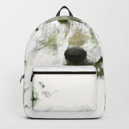 Mystical Wolf Backpack