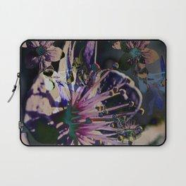 Acid blossom cherry Laptop Sleeve