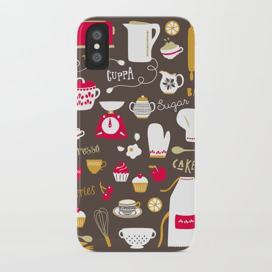 Teatime Treat iPhone Case