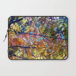 Pistachio Tree in the Fall Laptop Sleeve