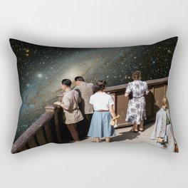 THE VIEW FROM ABOVE Rectangular Pillow