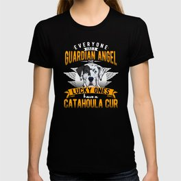 Catahoula Leopard Dog Gift Idea T-shirt