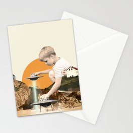 Summer games Stationery Cards