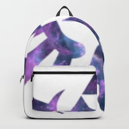 Courage, Power and Wisdom Backpack
