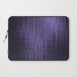 Random weird looking unclear, bright and shaky dark slate gray, dark slateblue and light slate gray Laptop Sleeve