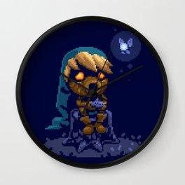 Help Me Remember Wall Clock