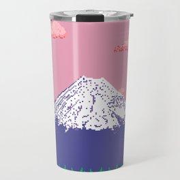 MT. FUJI (PASTEL TONES) Travel Mug