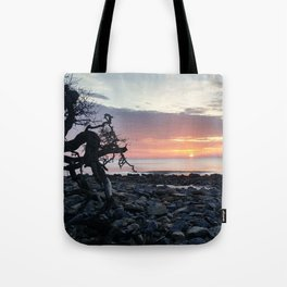 Jekyll Island Sunrise Tote Bag