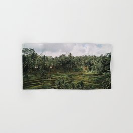 Bali Tegalalang II , Indonesia Hand & Bath Towel