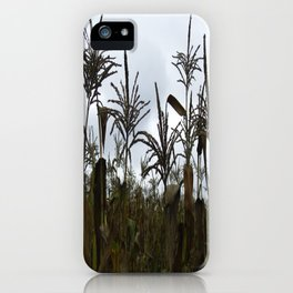 Fall on the Island iPhone Case