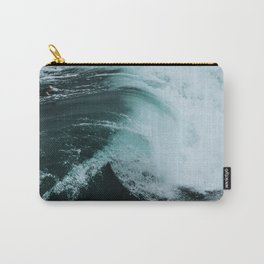 Surf Photography - Wave Carry-All Pouch