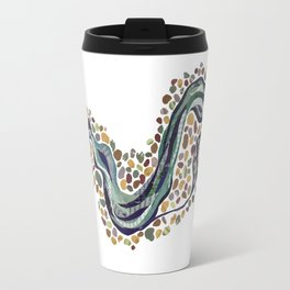 Meander- Simple Travel Mug
