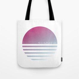 SUMMER (Circle Seasons Series) Tote Bag