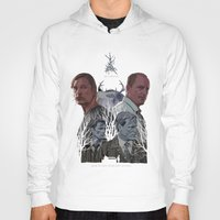 true detective Hoodies featuring True Detective by TidyDesigns