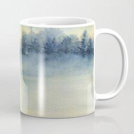 Flying Home - Great Blue Heron Coffee Mug