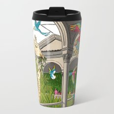 St. Louis Zoo Giraffes Travel Mug