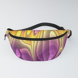 Glowing Layers Fanny Pack
