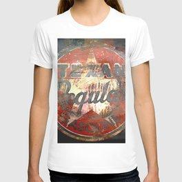 Texan - Vintage Label T-shirt