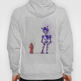 Violet Blesses the Rains Down in Africa Hoody
