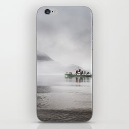 Next Stop Howtown iPhone Skin