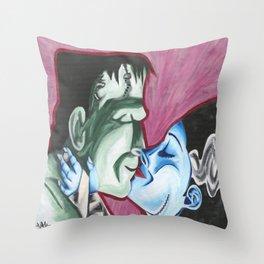 A Monster's Dream Throw Pillow