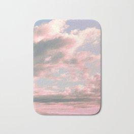 Delicate Sky Bath Mat