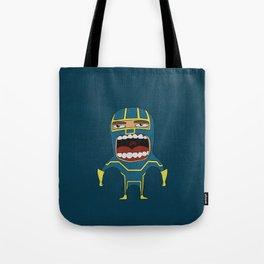 Screaming Kick-Ass Tote Bag