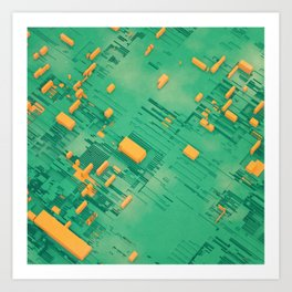 Polaris Art Print