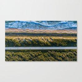 Sky view 5 Canvas Print