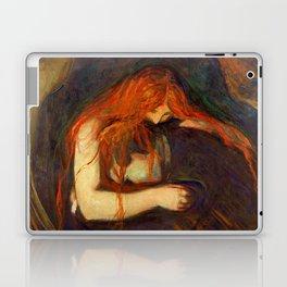 Edvard Munch, Vampire Laptop & iPad Skin
