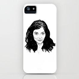 Pure Heroine iPhone Case