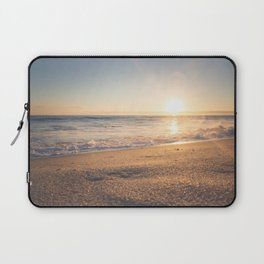 Sunspot in the Sand Laptop Sleeve