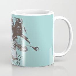 ELECTRIC IRON GRAPHIC  Coffee Mug