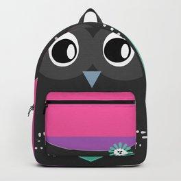 Little owl . Backpack
