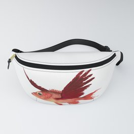 The flying fish Fanny Pack