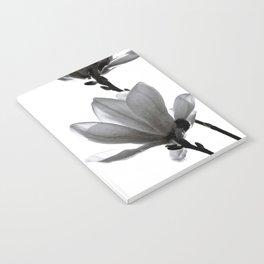 BLACK MAGNOLIA Notebook