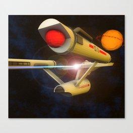 Enterprise Canvas Print