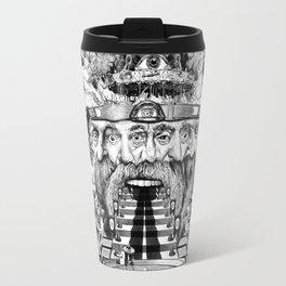 AL BUEN TIEMPO, MALA CARA Travel Mug