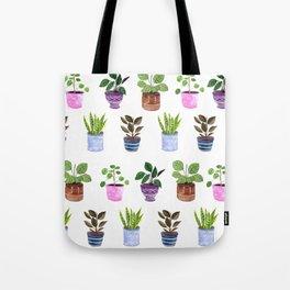 Houseplants 2.0 Tote Bag