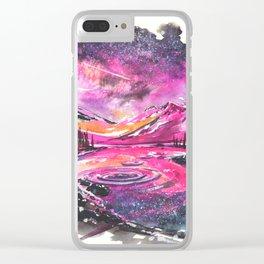 Make Or Break Clear iPhone Case