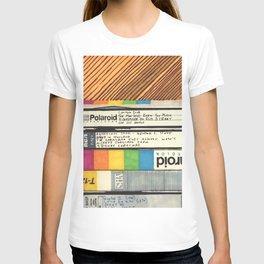 VHS & Wooden Wall T-shirt