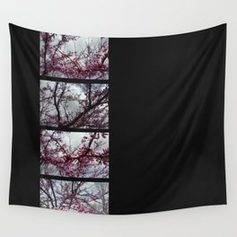 Under the trees: early spring Wall Tapestry