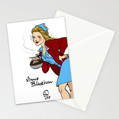 Annie Blackburn Pin-up Stationery Cards
