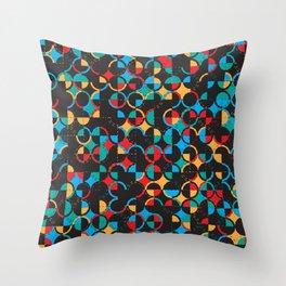 Semi Circ Throw Pillow