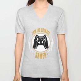 I'am the Ultimate Gamer Unisex V-Neck