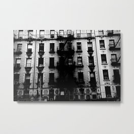 Positively 8th Avenue Metal Print