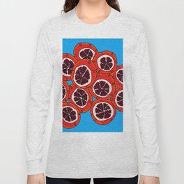 Pomegranates Long Sleeve T-shirt