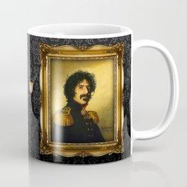 Frank Zappa - replaceface Coffee Mug