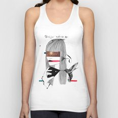 The Capture Unisex Tank Top