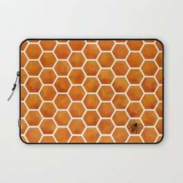 Honey Bee Good Laptop Sleeve